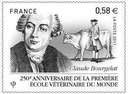 Primeira escola de veterinária do mundo, em Lyon - Foto Wikipedia