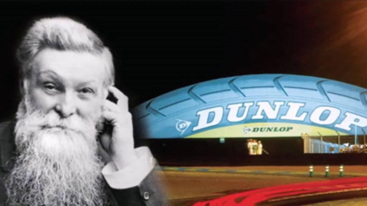 John Boyd Dunlop - Divulgação