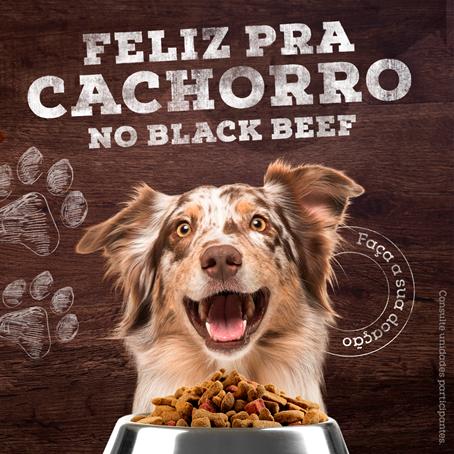 Campanha da Black Beef - Foto Divulgação