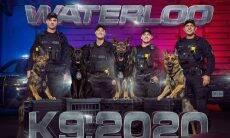 Calendário Canino da polícia de Waterloo - Foto Jason Krygier-Baum