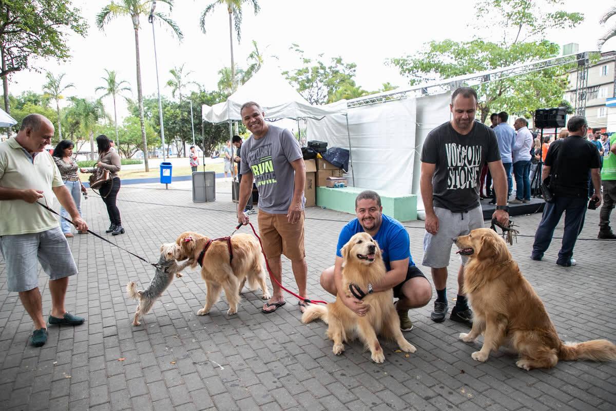 São Caetano lança o Programa Municipal de Saúde e Bem-Estar Animal - Foto Prefeitura de São Caetano