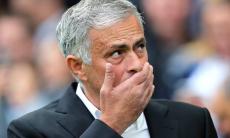 O técnico português José Mourinho - Foto Instagram