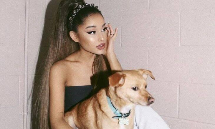 Ariana Grande inaugura abrigo para pets em Los Angeles