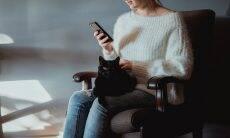 Aplicativo ajuda a esticar a vida do seu gato