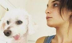 Cão da atriz Jenny Slate come cinco absorventes usados