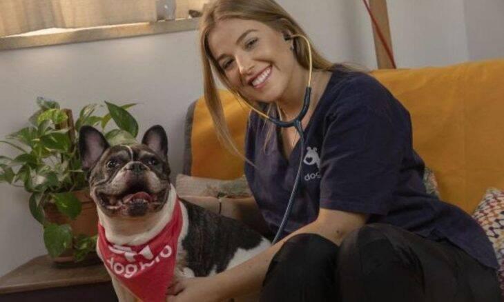 Empresa lança serviço que leva o veterinário até a sua casa