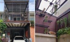 Mulher gasta mais de R$ 13 mil na construção de um refúgio luxuoso para seus gatos