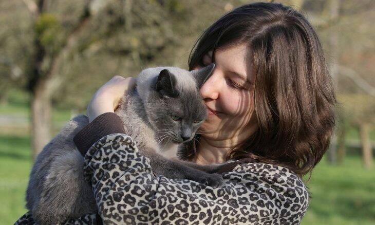 Como posso amar meu gato e ter a certeza de que ele também me ama?