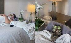 Vídeo: gato tem dia de spa com o dono e quebra a internet