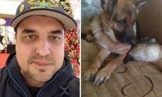 'Altamente drogado', homem atira e faz churrasco com o seu cão