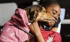 Fotos: perfil no Instagram registra moradores de rua brasileiros e seus cães